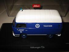 VW Bus T2a THW  Kastenwagen m. Hochdach  1/43 Schuco 03217
