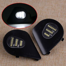 2pcs 18LED Mirror Puddle Lights Fit For Dodge Ram 1500 2500 3500 4500 5500