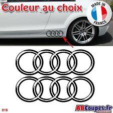 Stickers Bas de caisse Audi - Autocollants A1 A2 A3 A4 A5 A6 A7 A Q3 Q5 Q7 R8 TT