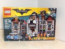 Lego The Batman Movie Arkham Asylum 70912  Policecar,12 Minifigs,Security System