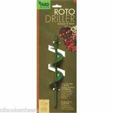 "9"" Roto Driller Bulb Planter And Auger 6Pk"