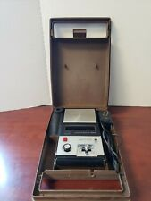 Vintage Craig Solid State Automatic Level Recording Machine In Case c-x