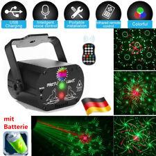 60 Muster Projektor LED RGB Laserlicht Bühnenbeleuchtung DJ Disco KTV Show Party