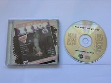 The Best Of ZZ Top Texas Tales Rare CD 0208312796220 V NR MINT