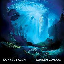 DONALD FAGEN CD - SUNKEN CONDOS (2012) - NEW UNOPENED - ROCK