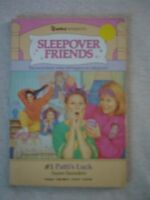 Pattis Luck (Sleepover Friends) by Susan Saunders