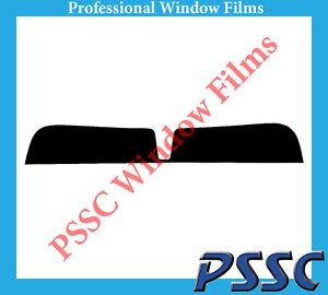 Holden Barina 5 Door Hatch 2011 Pre Cut Car Auto Window Tint Film 5% SunStrip