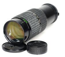 Sigma 80-200MM F3.5 Manual Focus Olympus OM Fit Lens (Little Dust)  (3402BL)