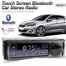 Unbranded Vehicle Stereos & Head Units with Bluetooth for SD