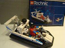 LEGO Technic 8824- HOVERCRAFT- AVEC  PLAN + PILOTES  1993- (gratuit moteur 8720)