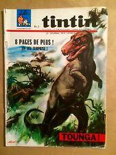 LE JOURNAL DE TINTIN - 998 : 7 décembre 1967