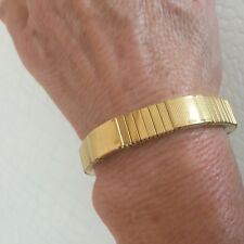 Gold Magnetic Bracelet Medium - Magnet Therapy Product -