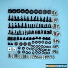 Chrome Complete Fairing Bolt Kit Body Screw For Honda CBR1000RR 2006-2007