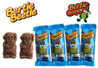 Bertie Beetle x 100 Party Favors Candy Buffet Halloween Chocolates Bulk Lollies