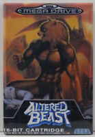 "Altered Beast Game Box 2"" X 3"" Fridge / Locker Magnet. Sega Genesis"