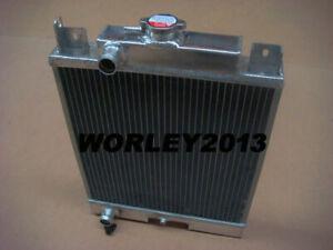 Aluminum radiator for SUZUKI SWIFT GTI 1.0 1.3 1.6 1989-1994 Manual