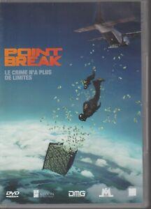 Point Break (remake) Dvd Edgar Ramirez Luke Bracey