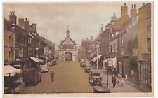 Shropshire; High St & Town Hall, Bridgnorth PPC Unposted, From Princess Series