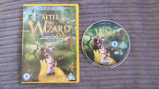 After The Wizard (DVD, 2014) LAND OF OZ DOROTHY LION TIN MAN SCARECROW FREE POST