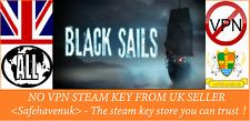 Black Sails - The Ghost Ship Steam key NO VPN Region Free UK Seller