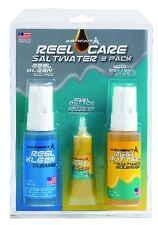 NEW Ardent 3Pk Saltwater Reel Care Reel Butter, SW Oil 2oz, Grease 5080-A