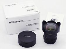 Walimex 14mm f/2.8 IF per Canon EOS compatibile Samyang