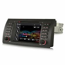 "7"" écran tactile Autoradio multimédia DVD GPS Navi TNT SD BMW Série 5 E39 X5 E53"