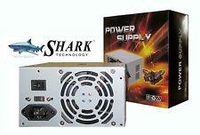 NEW SHARK® 500W ATX 24-Pin Internal Computer Power Supply Desktop PC PSU 400W