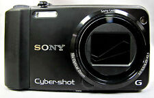 SONY CyberShot H70 Black Mechanically Reconditioned Digital Camera-Clear Picture