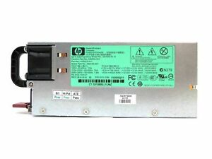 HP Power Supply 438203-001 490594-001 498152-001 1200W HSTNS-PL11 FOR G6 / G7