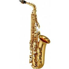 Yamaha YAS-280 Alto Saxophone | Gold Lacquer | Free Shipping