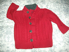 Gap 100% Cotton Jumpers & Cardigans (0-24 Months) for Boys