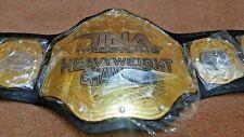 TNA Heavyweight Wrestling Championship Belt  Adult Size Replica