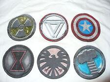 Marvel Avengers Assemble , Symbol T-Shirt , Adult Size XL, 100% Cotton