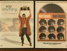 New ListingSay Anything/High Fidelity (Dvd, 2006)*John Cusack
