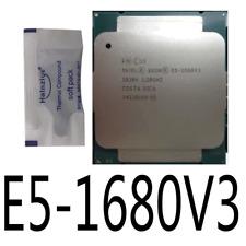 Intel Xeon E5-1680 V3 3.2GHz 8Core 20MB SR20H LGA2011-3 140W CPU Processor