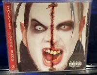 Twiztid - Freek Show CD 2nd Press insane clown posse three six mafia 3 6 icp