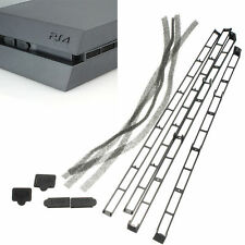 Dust Dirt Proof Prevent Cover Case Filter Mesh Kit DIY for PS4 Console
