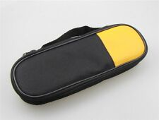 Double Zipper Carry Soft Case/Bag Use For Clamp Meter Fluke T5-1000 T5-600 NEW