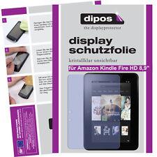 2x Amazon Kindle Fire HD 8,9 Protector de Pantalla transparente