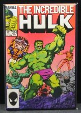 "The Incredible Hulk #314 Comic Book 2"" X 3"" Fridge / Locker Magnet."