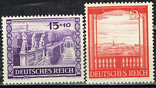 Germany WW2 Hitler's Palace Belvedere in Vienna set 1941 MLH