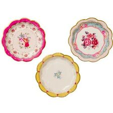 NEW Truly Scrumptious Cake Plates set of 12 Kids Party
