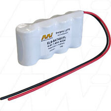 ELB-BAT4SCFL 4.8V 1.8Ah NiCd Emergency Lighting Battery