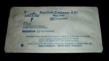 New listing Lot of 100 Medline Dynd40988 Suction Catheter 8 Fr Mini Trays Last Chance!