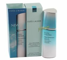 Estee Lauder New Dimension Shape + Fill Expert Serum 1.0oz/30ml New In Box