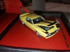 1971 AMC JAVELIN AMX Yellow UTH DIECAST 432 made
