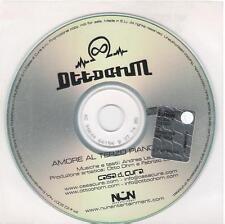 """OTTO OHM - RARO CDs PROMO """" AMORE AL TERZO PIANO """""""