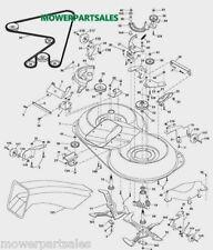 """Cutter Drive Belt Rally Hop Craftsman LT2000 Rear Dis Fits 42"""" Deck 584897001"""