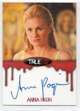 Anna Paquin ++ Autogramm  ++ True Blood ++ Scream ++ X-Men + Autograph